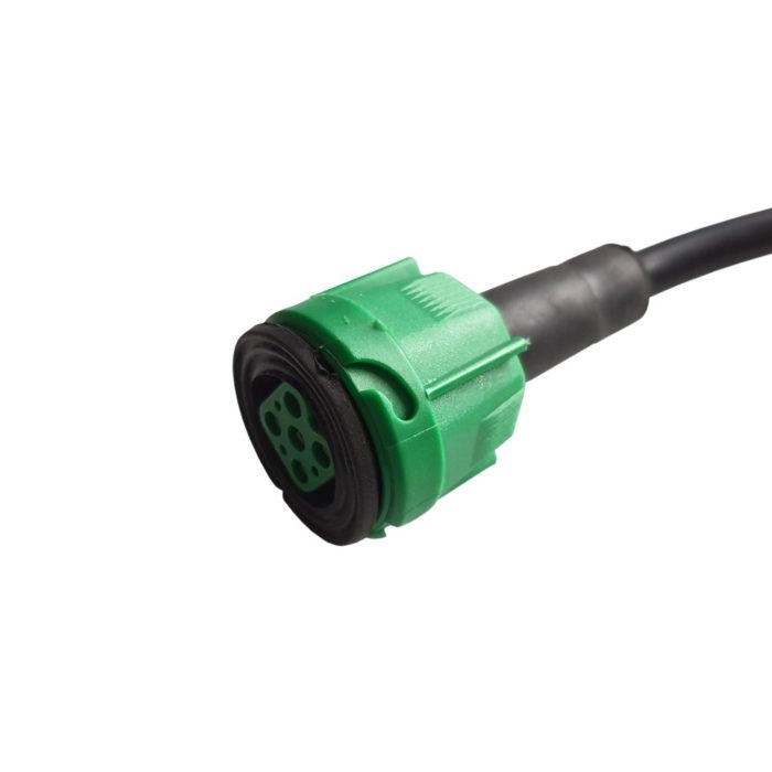 5 Pin Plug - Green