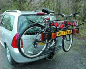 Witter Cycle Carrier System