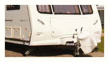 Datatag ID Security Stickers for caravans & motorhomes