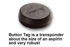 Datatag Button Transponder for Caravans & Motorhomes