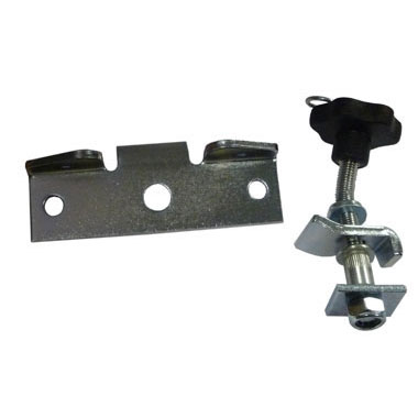 Tipping body catch & plate