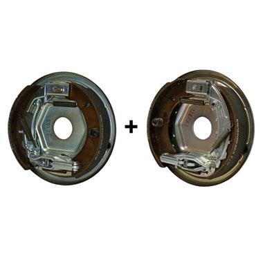 Knott 200 x 50 Near & Off Side Brake Back Plates