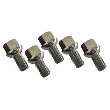 Wheel bolts (M14 spherical)