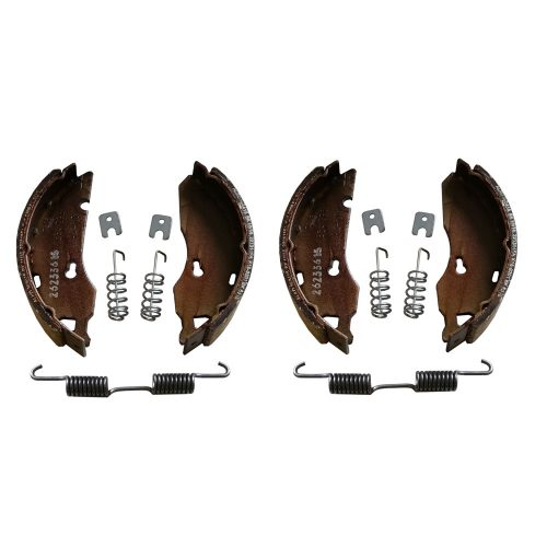 Alko Brake Shoe Kit 1637 (for one Axle)