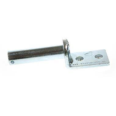 Hinge post (Gudgeon Pin) bolt on