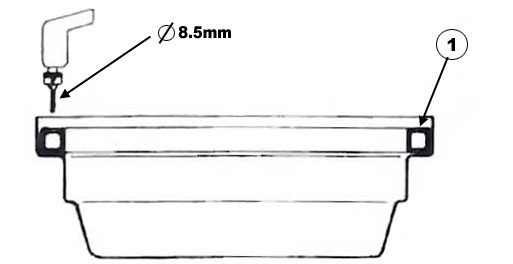 BC001 Erde Load Bars fitting Diagram 1