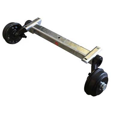 Axle for Jenson Chipper