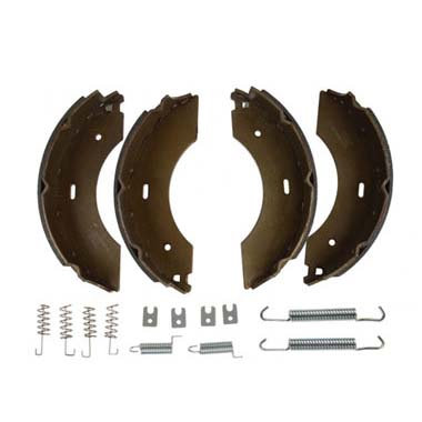 OE Compatible Alko Brake Shoe Kit 2361 Euro (for one Axle)