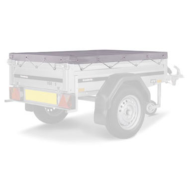 Flat Cover for Brenderup 1150S Trailer