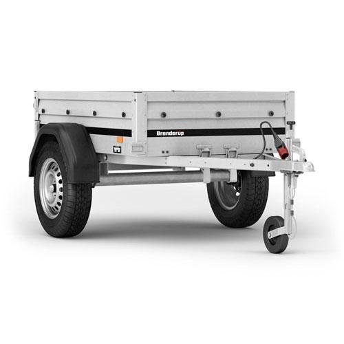 Brenderup 1150S light goods & camping trailer