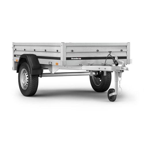 Brenderup 1205S light goods & camping trailer