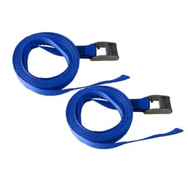 5 Metre long Tie down straps x 2