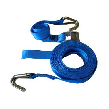 3 Metre Long Tie down strap with hooks
