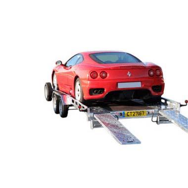 Indespension Car Transporter 2700kg 14ft x 7ft
