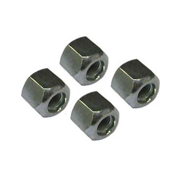 Erde & Daxara wheel nuts