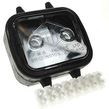 Rubber Waterproof Junction Box