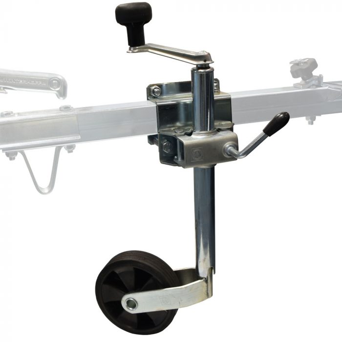 Erde Daxara Trailer Jockey Wheel-RJ160