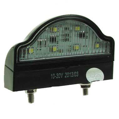 LED Number Plate Lamp 12v-24v