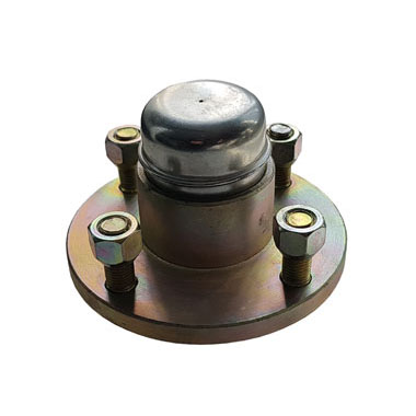 Unbraked cast hub 100mm PCD