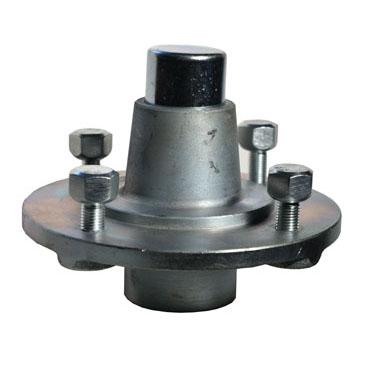 Erde & Daxara Cast Steel Unbraked hub