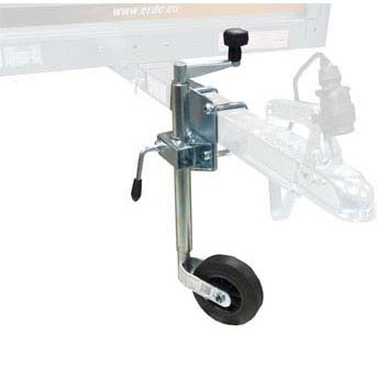 Telescopic Jockey Wheel
