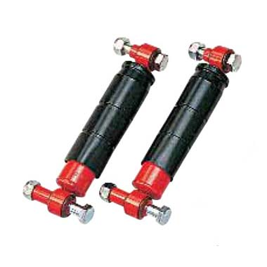 Shock absorber kit for RTN Axle