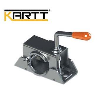 Kartt Orange Pressed steel clamp 48mm