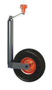 Kartt Jockey wheel with pneumatic tyre
