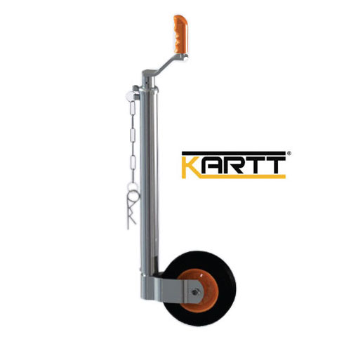 Kartt Orange Heavy Duty 48mm jockey wheel