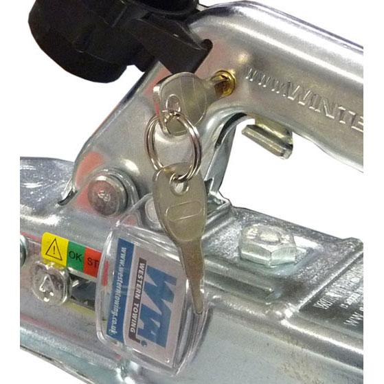 Coupling Lock
