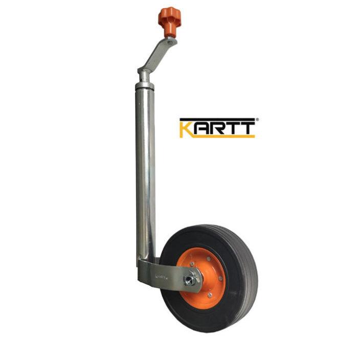 Kartt KJW4808-Caravan Jockey wheel