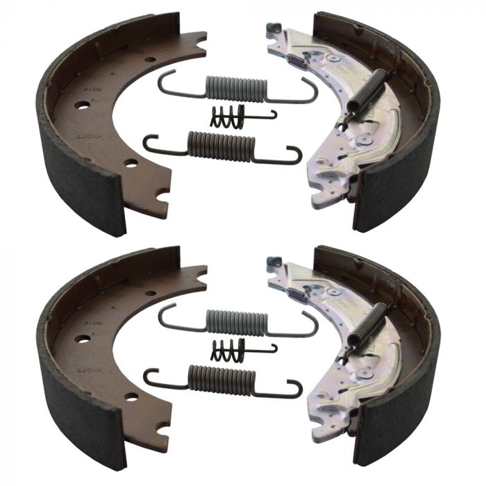 Knott Brake Shoes 250mm x 40 Set for one axle
