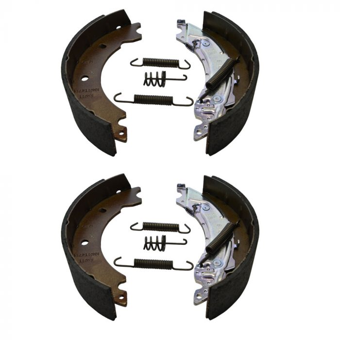 Knott brake shoes 200mm x 50 Set for one axle