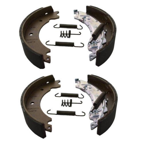 Knott 203x40 brake shoe set