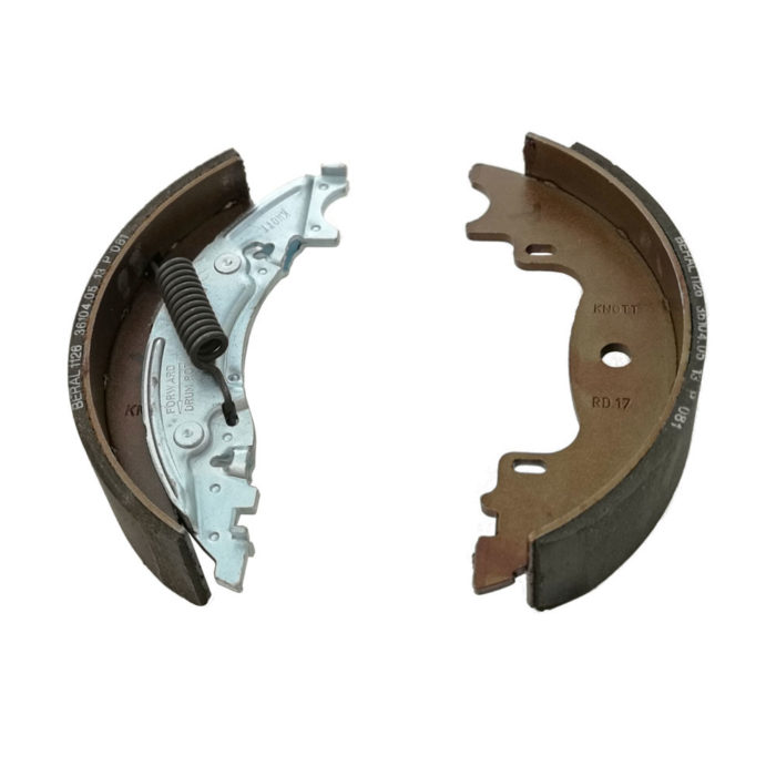 Knott brake shoes 160x35 for one side