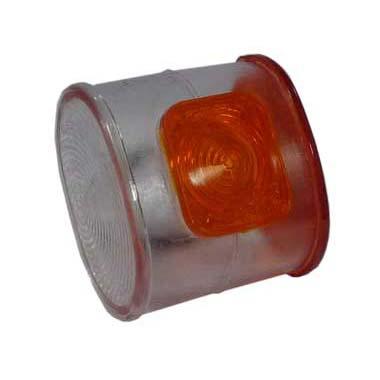 Lens for Aspock end marker light