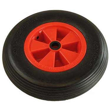 Puncture Proof Launch Trolley Wheel