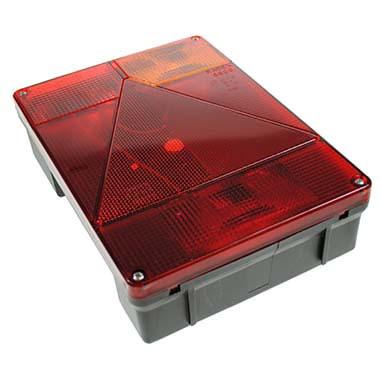 Radex 6800 Vertical Lamp - Off Side