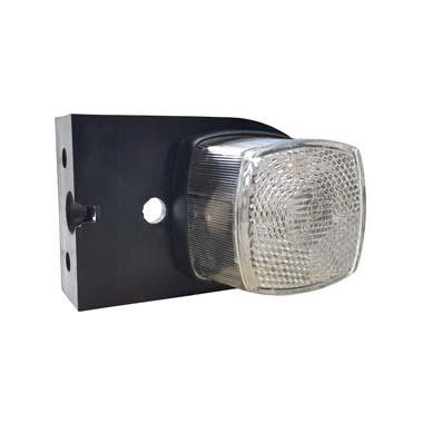 Aspock Off Side Front Marker Light