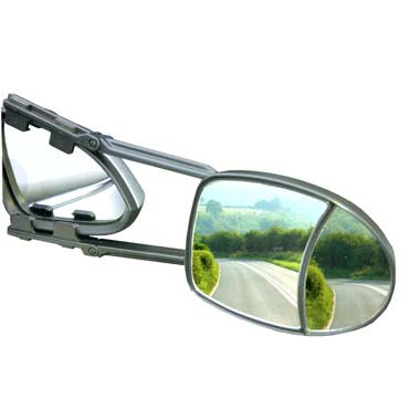 Deluxe Dual Towing Extension Mirror