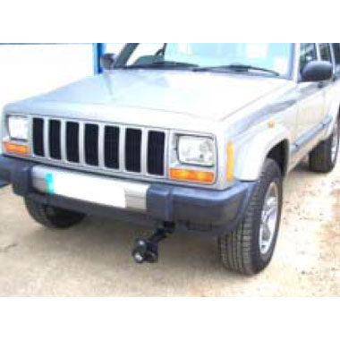 Front Pushbar for Cherokee 1988-2001