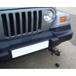 Front Pushbar for Wrangler 4x4 Estate 1997-2007