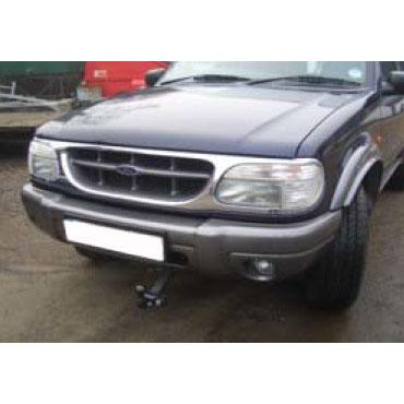 Front Pushbar for Ford Explorer 1997-2003