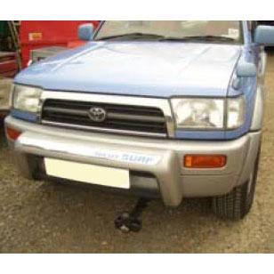 Front Pushbar for Toyota Hi-lux Surf 4x4 Estate 1996-