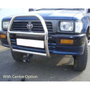 Front Pushbar for Toyota Hilux 4x4 Pickup and Crewcab 1989-2005