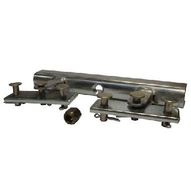 Peak double axle compensator