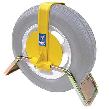 Bulldog QD13 Wheel Clamp