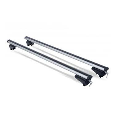 M-WAY M Profile Aluminium Roof Bars 1.2m for flush roof rails