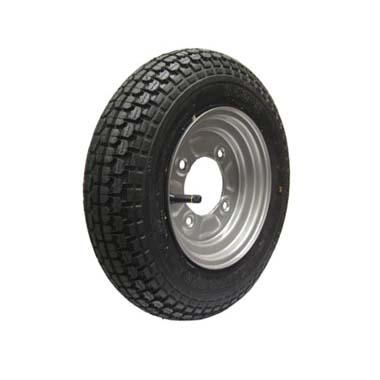 350 x 8 Wheel & Tyre