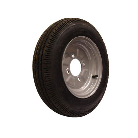 Spare wheel 400x10 for Daxara & Erde Trailers
